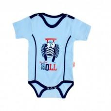 Боді для новонародженого 418 блакитний