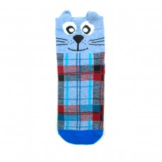 Носки BROSS 012317 Коты 3D(коттон)3-5лет