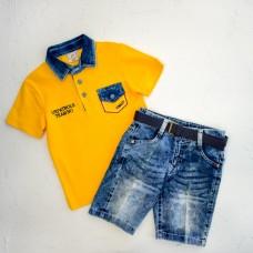Рубашка и штаны Baby bee Starlet Boys 2656