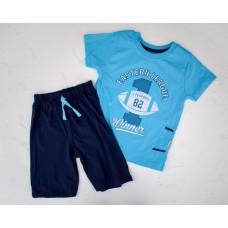 Комплект (футболка и шорты) Mаcca Boy 7106 д/х