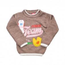 Детский свитер с застёжкой WILL BERY 5130 бежевый