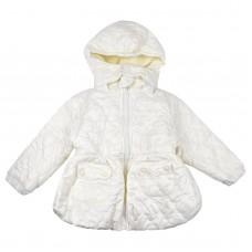 Куртка утеплена 2004 біла