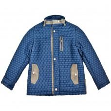 Куртка демисезонная Fornello 2211 синяя