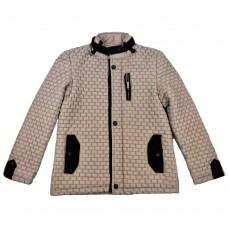 Куртка демісезонна Fornello 2211 бежевий