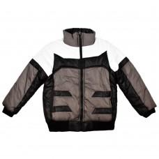 Куртка осіння Fornello 2218 сіра
