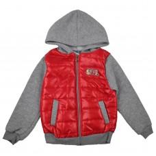 Куртка 8022 червона