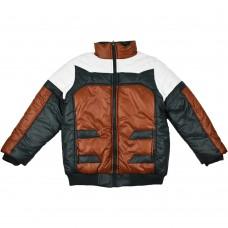Куртка осенняя Fornello 2218 оранжевая