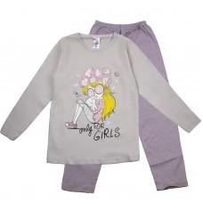 Пижама 5166 с девочкой