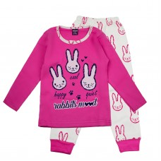 Пижама 754 с зайцами
