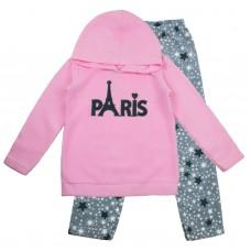 Пижама флисовая 9146-4 Paris