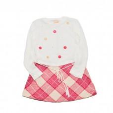 Платье MOONSTAR 3662 розовое