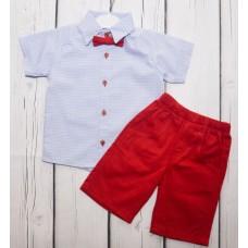 Сорочка і шорти Baby bee Choco Kids 503