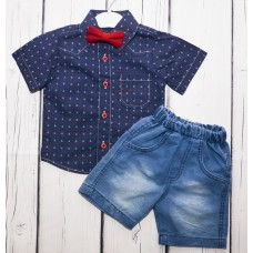 Рубашка и шорты Baby bee Choco Kids 504