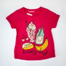 Дитяча футболка ACCU Happy Baskili BADY д/д 5045 р.104-110
