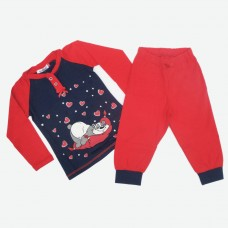 Пижама MATILDA 7268 Медведь