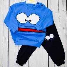 Спортивный костюм LIMONEZ 5060 синий