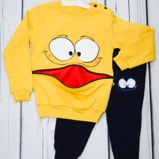 Спортивний костюм LIMONEZ 5060 жовтий