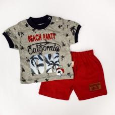Комплект (футболка, шорты) Kismet 146