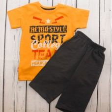 Футболка и шорты baby bee Minika 1229